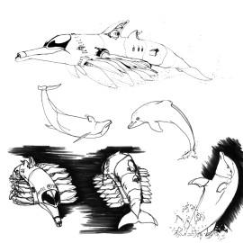 Battle Dolphin