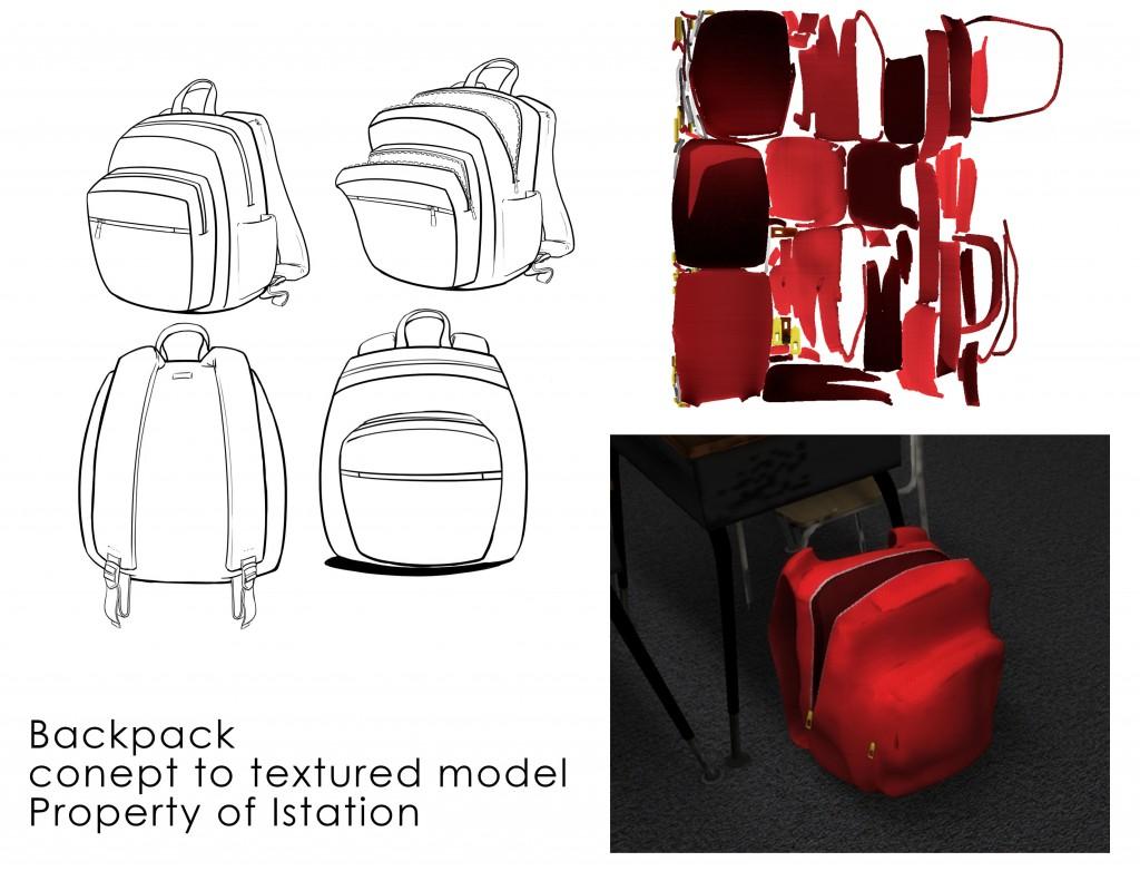 CG Backpack