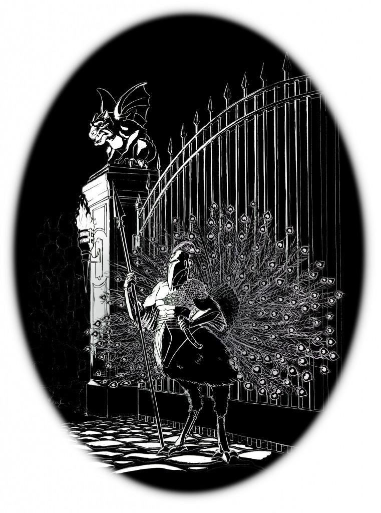 Peacock Guard