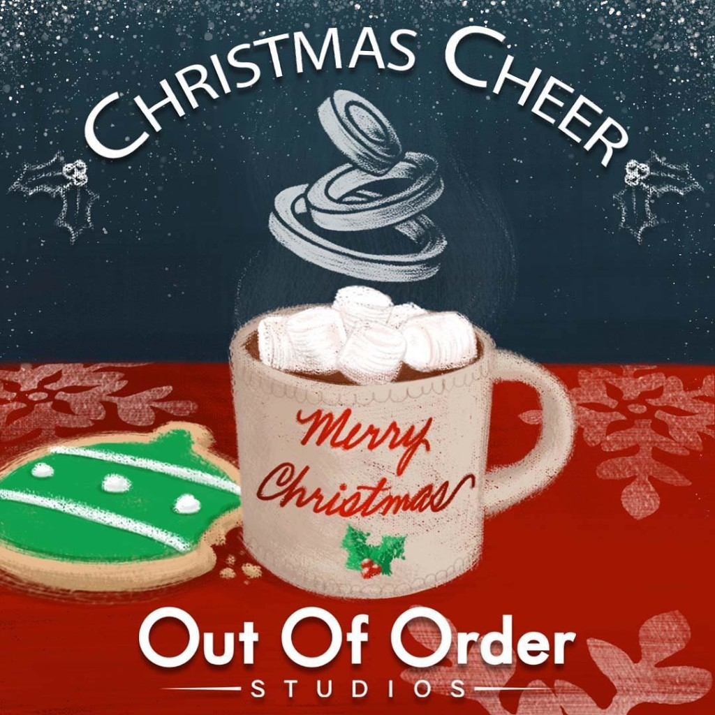 Holiday Greeting for Out Of Order Studios