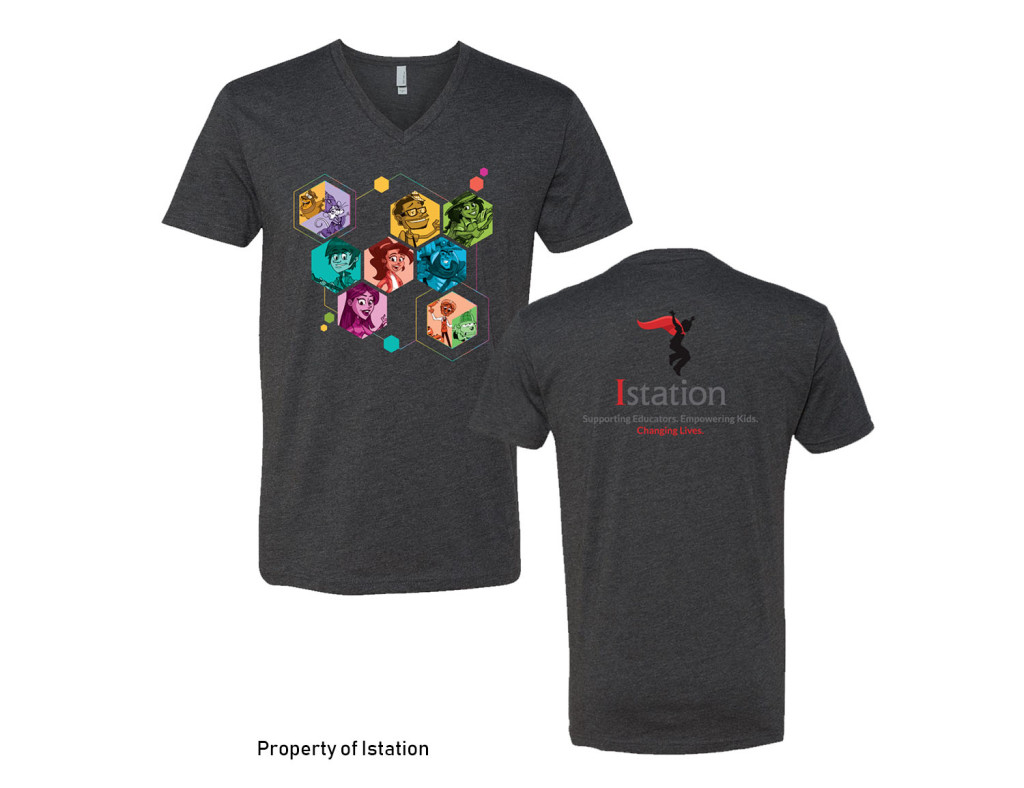 Istation T-shirt