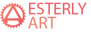 Esterly Art | Expressive Arts Ireland Logo